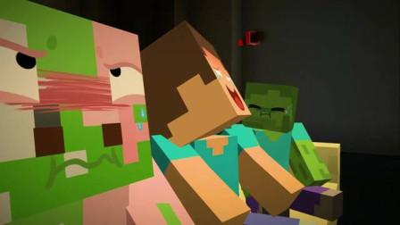 我的世界动画-怪物学院-谁笑谁就挂-The Spawners