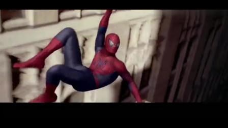我见过送披萨的外卖小哥,但送披萨的蜘蛛侠,还是第一次见到