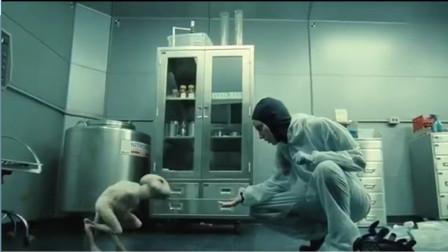 生物工程师培养出新物种, 竟当自己孩子养, 终于闯了大祸