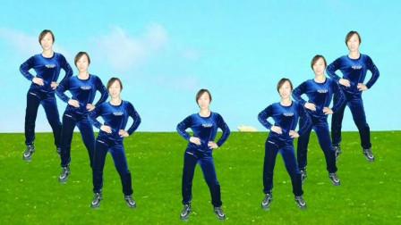 简单好学健身操广场舞,六个动作每天半小时轻松瘦十斤,快来一起