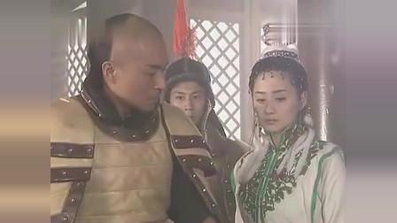 太祖秘史:努尔哈赤欲放走东哥,她敬佩他的豪义,愿意嫁给老头子