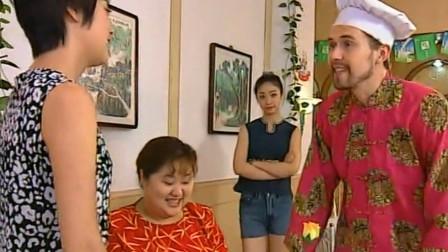 影视:老外用钱挤兑当铺,四大财神现场斗富,被出租给虎妻当情人