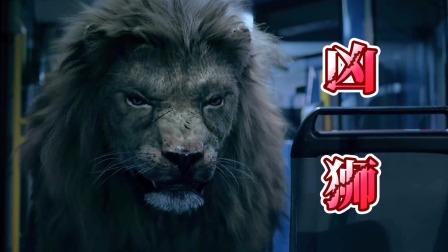 混剪:《狂暴凶狮》两分钟带你领略狮子凶残、狡猾
