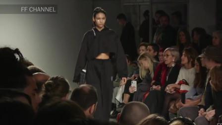 2020伦敦时装周KOLOVRAT品牌时装秀,高冷时尚风,全程很逼真!