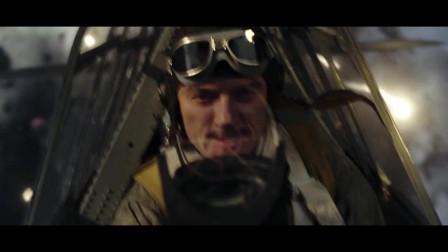 中途岛海战,美军王牌飞行员俯身一冲,鬼子航母就报废了,真过瘾
