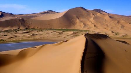 又火了一把?中国硬是在沙漠里挖出个水库,美专家急了:快住手!