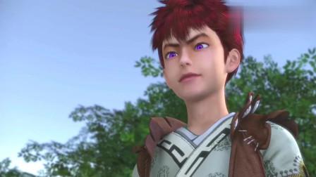 《侠岚》:辗迟有了如此强大的力量,能一脚踢飞三魂之霜