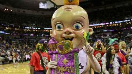 """是恐怖还是可耐?联盟最惊悚吉祥物-""""蛋糕婴儿""""欢乐合集"""