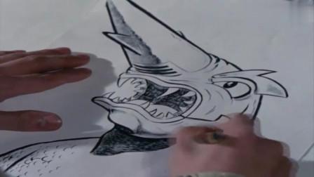 艾斯奥特曼:怪兽是从人类中想象出来的!