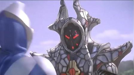 戴拿奥特曼:超级战舰变成的怪兽,吊打戴拿!
