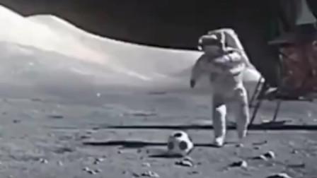 一个问题:在月球上踢球,到底能不能行???