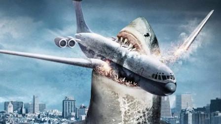 远古巨齿鲨跟巨大乌贼苏醒,立马自相残,不知哪一个比较好吃