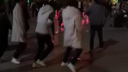 兰坪白族普米族自治县的广场舞