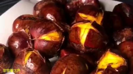 新冠肺炎疫情期间:糖炒栗子的做法很简单,只需一个微波炉,比买来的都好吃!