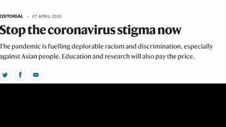 《自然》杂志发社论致歉:曾将病毒与武汉关联,愿为此担责 #新冠肺炎