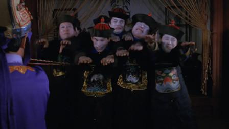 僵尸训练营:僵尸群发生,道长开天眼查看,竟是被邪术控制!