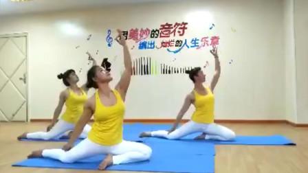 舞韵瑜伽2《传奇》