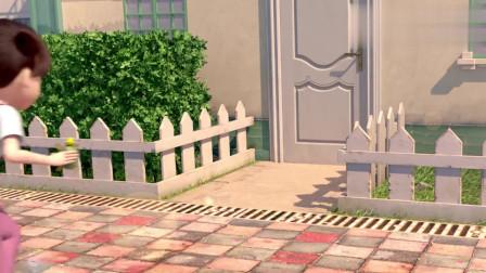 短腿小柯基:我觉得这只被埋的乌龟还可以救一救的