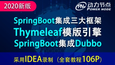 Springboot教程-案例23-集成dubbo-ssm-6.avi