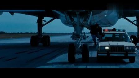 好莱坞经典罪猛片,悍匪劫持客机,登机展开营救
