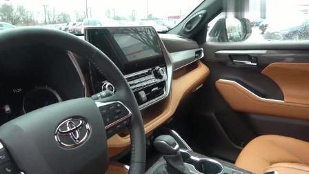 汽车世界:2020款丰田汉兰达到货,抬头显示太舒服了,希望国产后不要阉割!