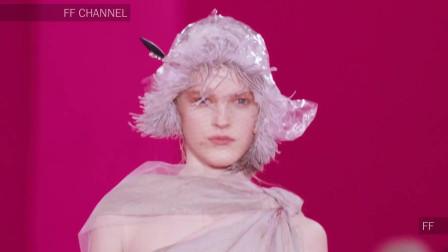 2020洛杉矶时装周Maison Margiela全新时装秀,模特气质让人心动不已!