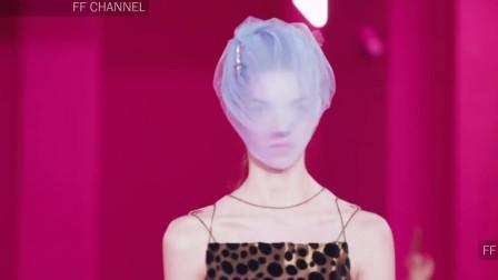 2020洛杉矶时装周Maison Margiela全新时装秀,模特轻装上阵,惊喜不断!