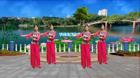 经典老歌广场舞《抹去泪水》风风雨雨总会过去,命运握在自己手里,韩宝仪歌曲