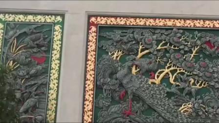 广东揭阳发现一座超级豪宅,据说造价3200万,第一次见!