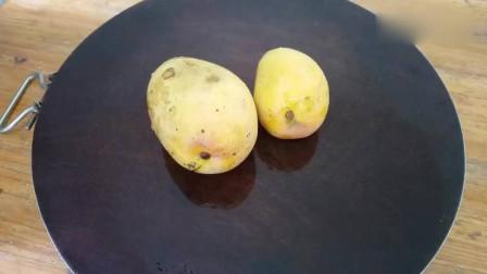 爱吃芒果要收藏,学会这道芒果酱的做法,想吃就做,简单又好吃