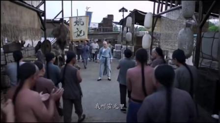 《功夫宗师霍元甲》热剧上映,再现中国功夫的精髓!