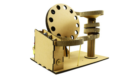 小时候玩的弾珠还记得吗?加上纸板玩出更高级玩法!