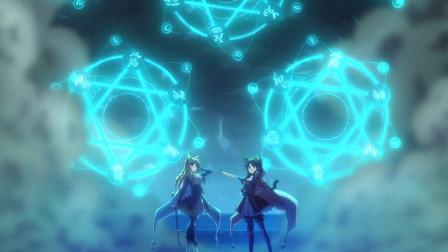魔法少女伊莉雅:两位姐姐前来助战,能否打赢黑Saber呢