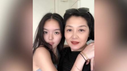 李咏妻子哈文迎51岁生日,生日愿望希望世界和平,女儿送贴心礼物
