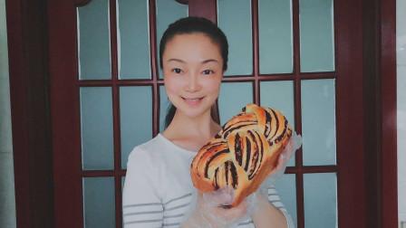 藏香制做《豆沙吐司面包》视频编辑:藏香