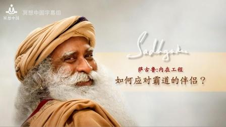 萨古鲁:如何应对霸道的情侣 - 冥想中国