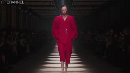 2020洛杉矶时装周Givenchy全新时装秀,这场秀很有仪式感