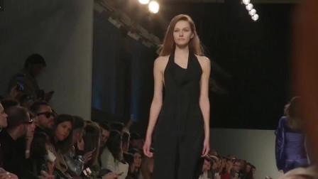 2020洛杉矶时装周Aleksandar Protic全新时装秀,模特每一步都优雅自信