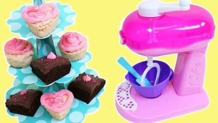 国外最受欢迎的DIY自动蛋糕机,想吃蛋糕不用买,在家分分钟搞定