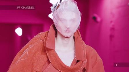 2020伦敦时装周Maison Margiela全新时装秀,尽显成熟时尚魅力