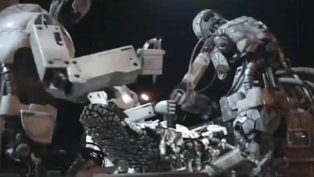 科幻战争大片:未来世界整个地球全变了,人类注定要淘汰