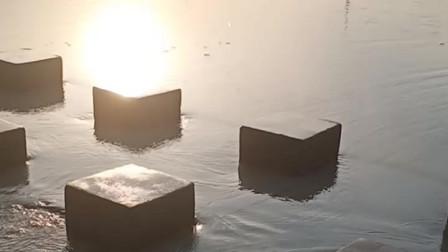 襄城县范湖乡朱湖桥湿地公园筹建中