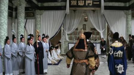 杨家将全体战,杨家女将要上战场,潘太师嘲笑杨家没男儿