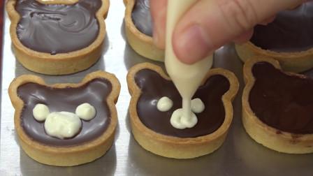 迷你厨房,巧克力小熊饼干