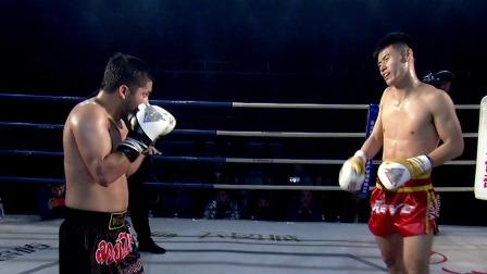 日本拳王来华挑衅结果惨遭中国小将暴捶KO
