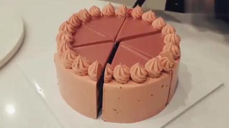 甜品店每日备货过程,各种好吃又好看甜点蛋糕,溢出屏幕的甜蜜感