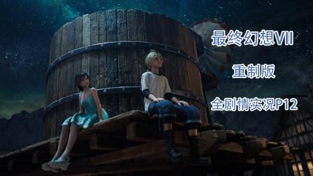 《最终幻想VII重制版》修剪全剧情实况(P12)