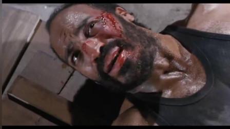 盘点甄子丹4次和黑人壮汉打斗,一次比一次猛