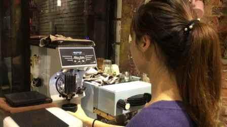 女孩为圆梦学做咖啡:曾是马云助理,想去阿里附近开咖啡店