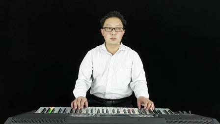 《爱的路上千万里》DJ版电子琴音乐